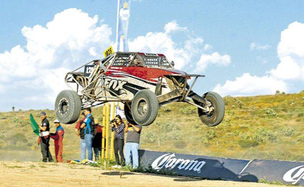 El off road zacatecano llega a su recta final