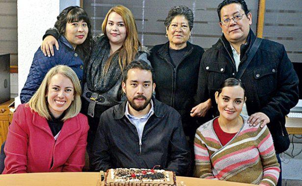 Raúl García celebra un año más de vida