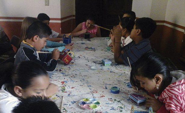 En Guadalupe acercan a los pequeños al arte