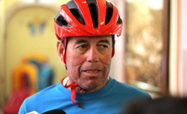 Sexagenario quiere recorrer América en Bici