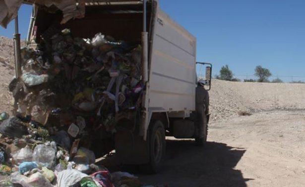 Pretenden construir 13 rellenos sanitarios en Zacatecas