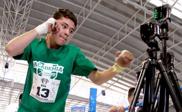 Conade evalúa a boxeadores zacatecanos