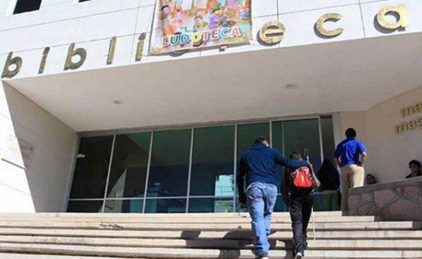 La violencia provoca baja de usuarios en bibliotecas