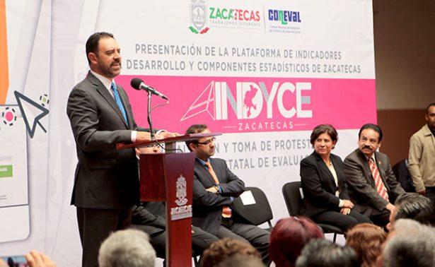 Presentan Indyce, una herramienta para medir avances