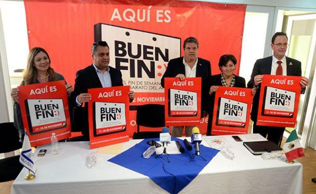 Presentaron el Buen Fin en Zacatecas