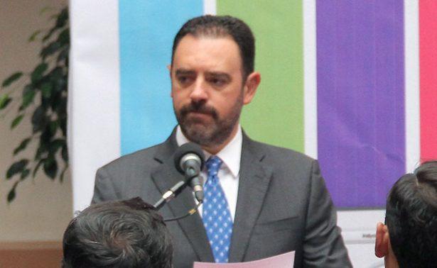 No es mi culpa, la crisis de violencia: Gobernador de Zacatecas