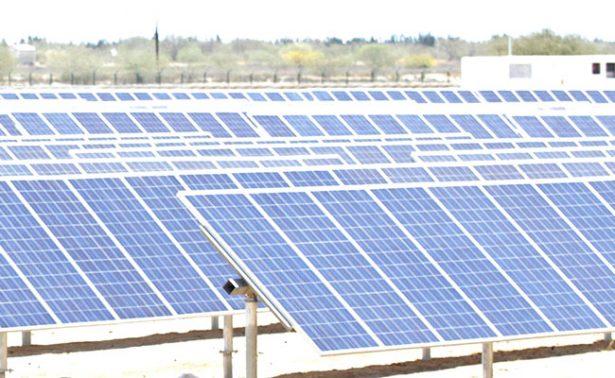 Planean construcción de parque solar en Mazapil