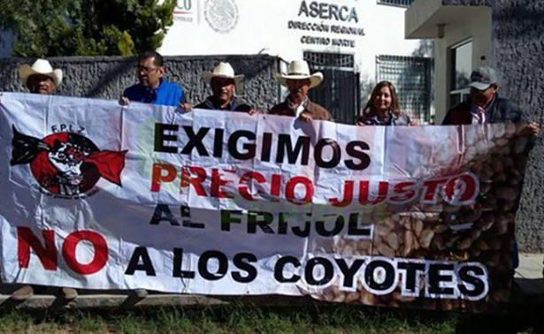 Toman productores oficinas de Aserca en Zacatecas
