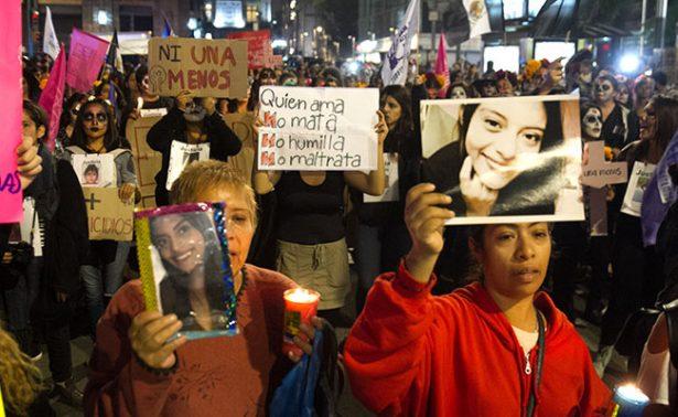 En México, 66 de cada 100 mujeres ha enfrentado violencia