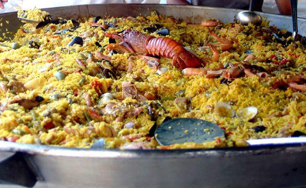 Realizarán en Guadalupe primer festival de la paella