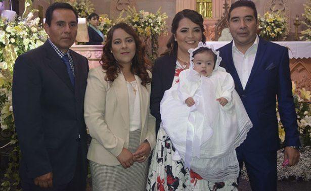 Aranza Sofía es la nueva hija de Dios