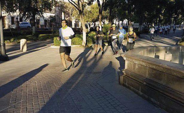 """Todos a correr en """"Moviendo a México por tu salud"""""""