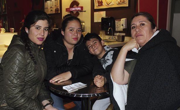 Nada como una tarde de cine con la familia
