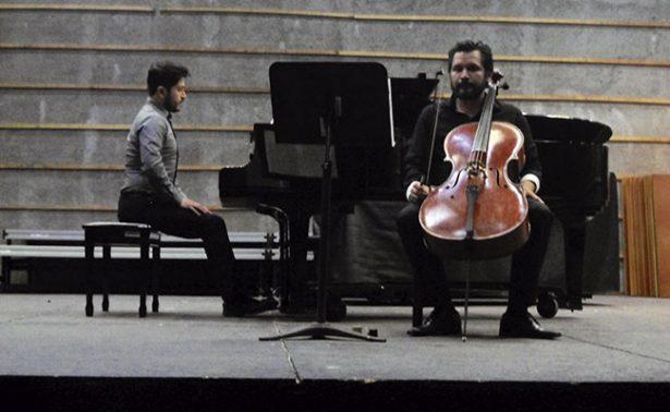 Maravilló en concierto Quetzal Kammermusik