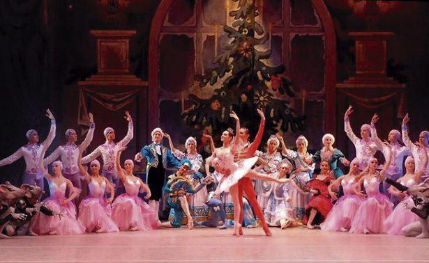 El Cascanueces; un clásico del ballet en Zacatecas