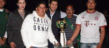 El Ranchito es campeón de Liga la Purísima