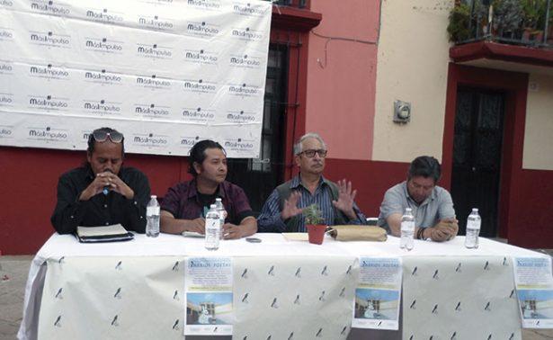 """Realizan en Zacatecas el """"Encuentro de Poetas"""""""