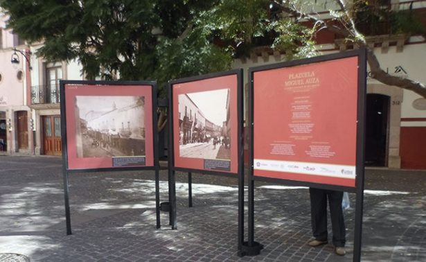 Exponen memorial fotográfico de Zacatecas