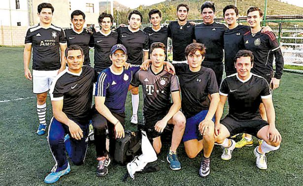 Zorros F.C. remonta y empata 2-2 a Gonners