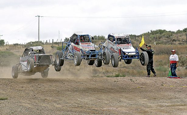 La adrenalina subirá en la pista del off road