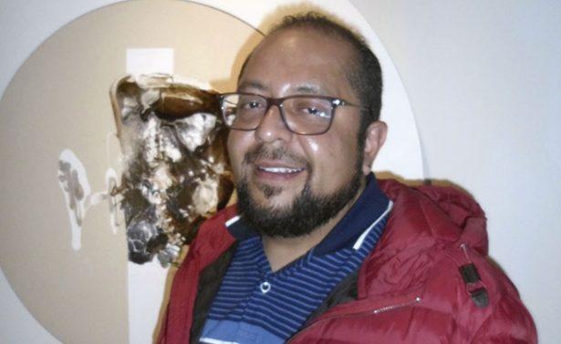 Omar Lemus; 21 años dedicados al arte abstracto