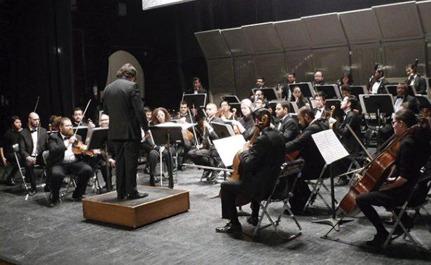 Orquesta de Cámara presentó un maravilloso concierto