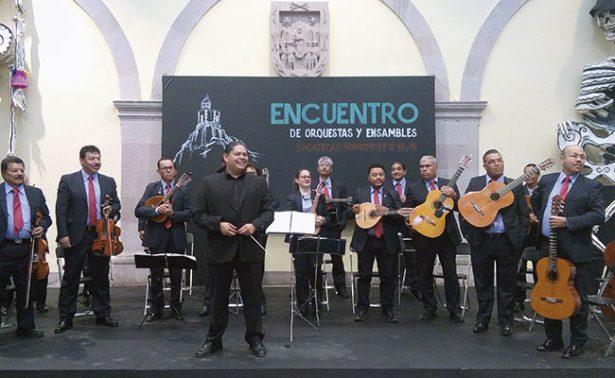 Realizan Primer Encuentro de Orquestas y Ensambles