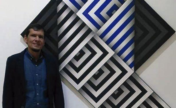 Diego Montoya Concha; artista plástico