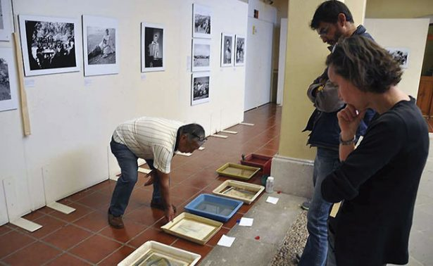 Impartirán taller de gomoleo en la Fototeca