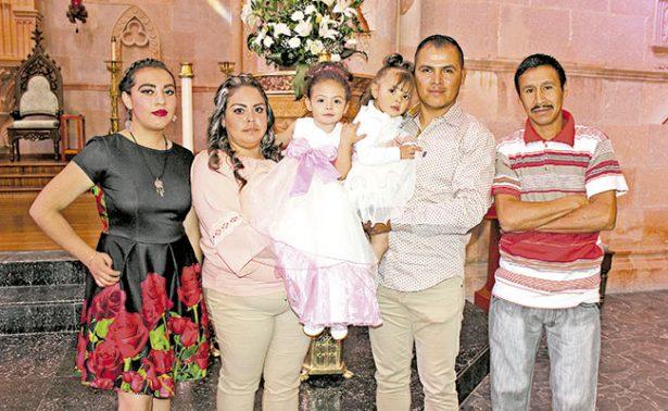 Celebraron los tres añitos de Itzel Guadalupe