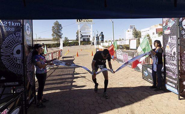 Mexicano gana el Ultraman MX 515 2017