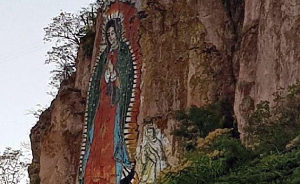 La Virgen de la Peña; 23 años de devoción en Jalpa