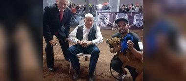 Sobresalen los pitbull zacatecanos en el Xtreme Kennel