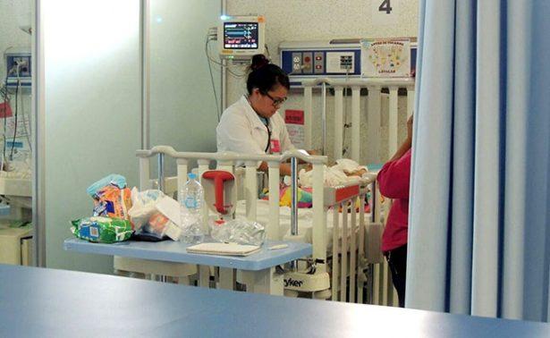 Han muerto en Zacatecas ocho niños por neumonía