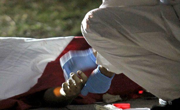 Asesinan a un joven en la colonia Minera en Zacatecas