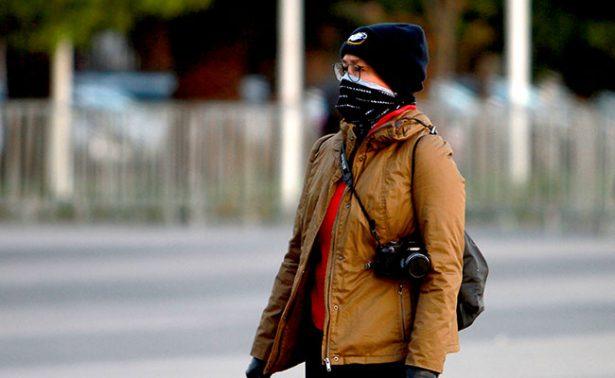 Frío en Zacatecas cobra su primera víctima