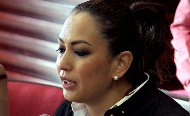 Acusa diputada Guadalupe Flores que la querían violar