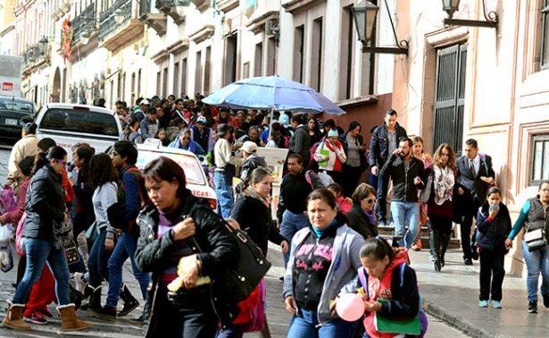 Alertan a población en Zacatecas por llegada de frente frío 15