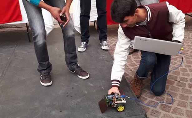 Realizan Feria de Proyectos UPIIZ-IPN y Proyecto Aula 2017