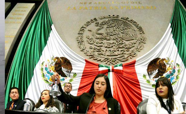 Destacan jóvenes de Zacatecas en Parlamento Mexicano