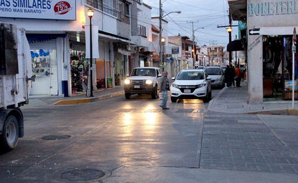 Entra tercera tormenta invernal; bajan temperaturas en Zacatecas
