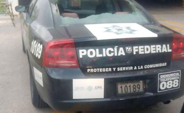 Un policía federal resulta herido al impedir asalto a migrante en Zacatecas