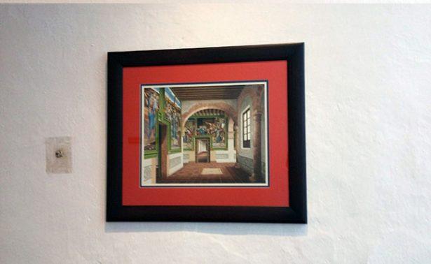 """""""El Museo de Guadalupe en acuarela"""", exposición pictórica"""