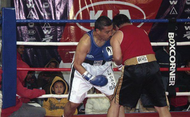 Leyendas del box local se enfrentaron en Guadalupe