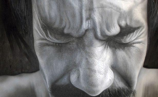 """""""Retratos"""", exposición de Aníbal Reyes"""