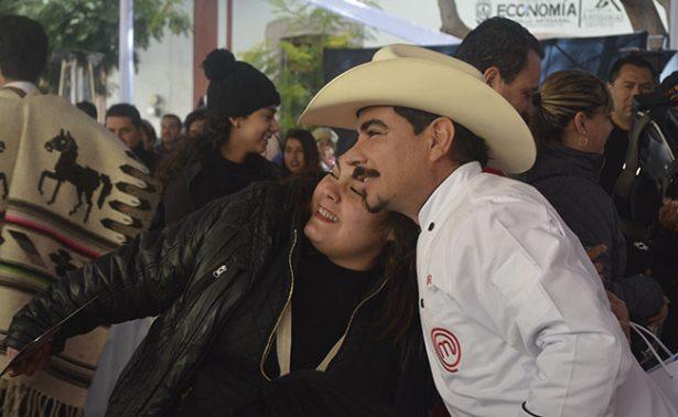 Zacatecas recibió a los participantes de MasterChef