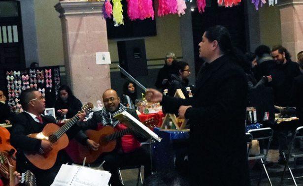 Cerró temporada la Orquesta Típica de Zacatecas