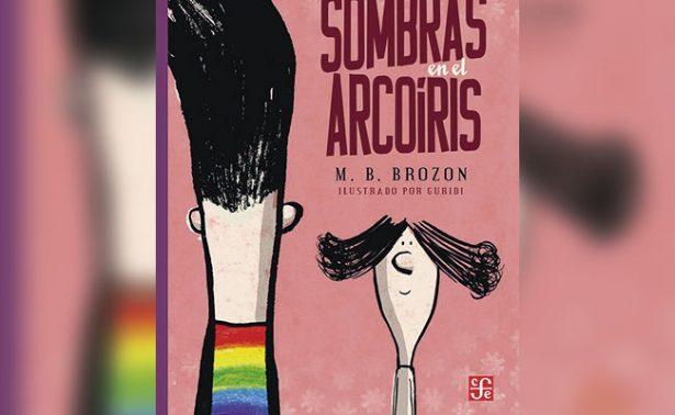 """Mónica Brozón presentó """"Sombras en el arcoíris"""""""