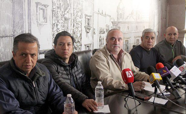 Insisten comerciantes del centro histórico: se detendrán las obras