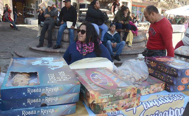 Realizan en Zacatecas el Segundo Festival de la Rosca